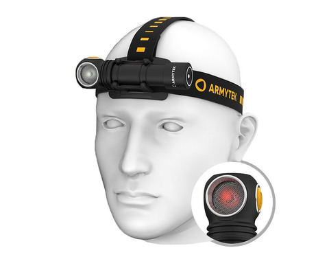 Мультифонарь светодиодный Armytek Wizard C2 WR Magnet Usb, 1100 лм, аккумулятор