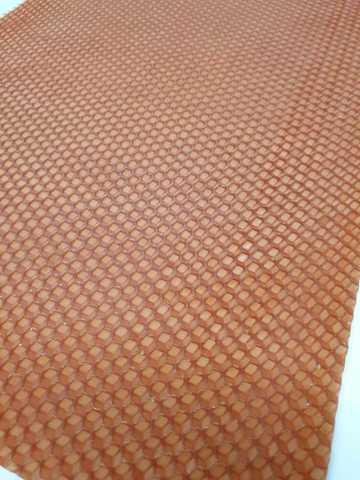 Вощина коричневая