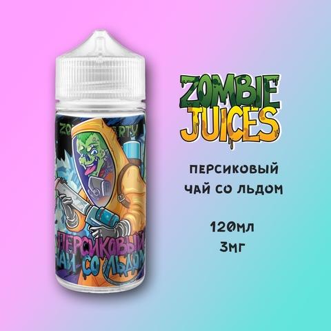 Персиковый чай со льдом by Zombie Party 120мл