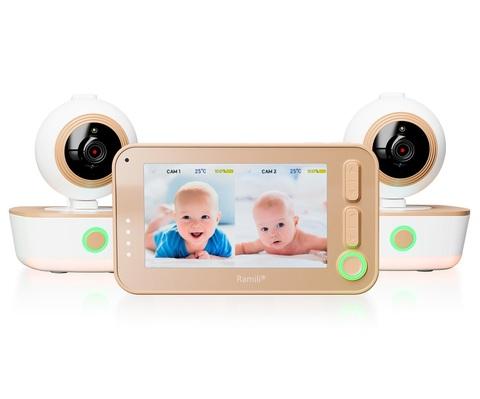 Видеоняня Ramili Baby RV1300X2