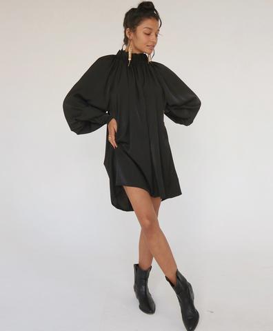 Платье ORNATE black