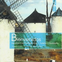 Bienvenidos 2 CD x1