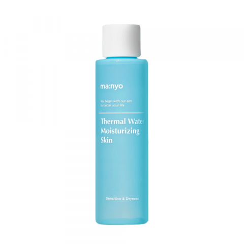 Manyo Thermal Water Moisturizing Skin увлажняющий тоник на термальной воде