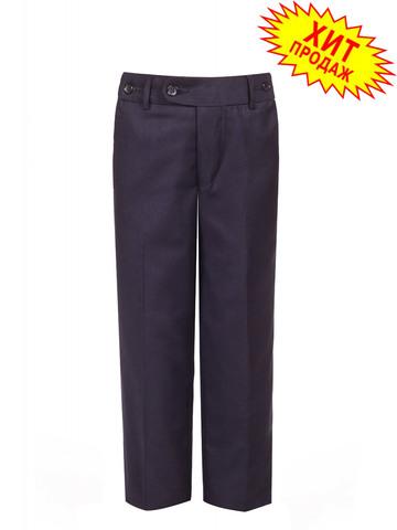 Классические школьные брюки для мальчика