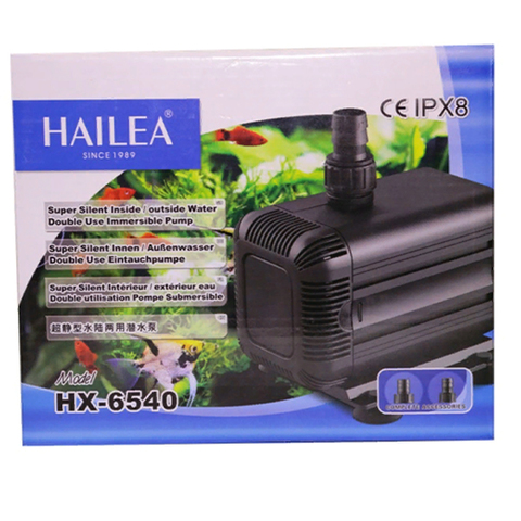 Помпа погружная Hallea HX-6530, 39 W, 2600 л/ч