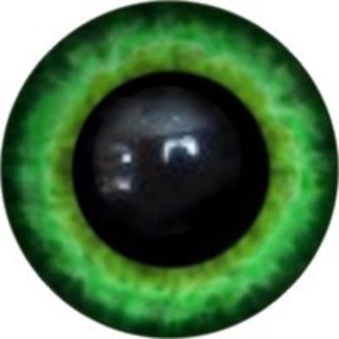 Глаза для игрушек, 10 мм, с ножкой