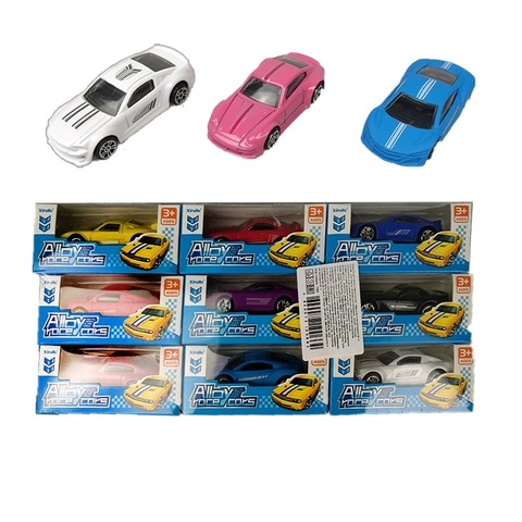 Машинки в ассортименте № 1, 1кор*64бл*9шт
