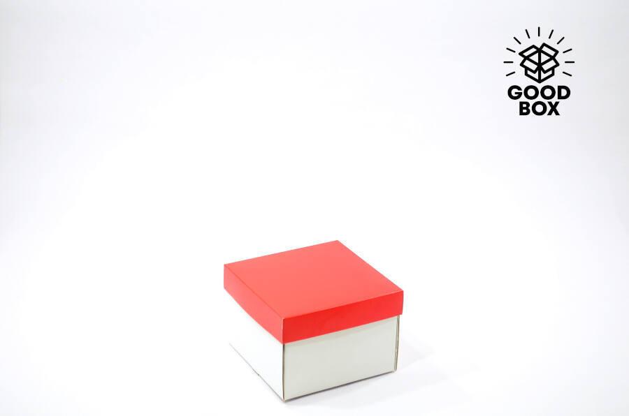 Красная подарочная коробка купить в Казахстане