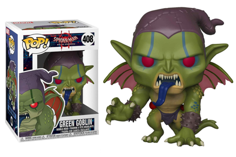 Фигурка Funko POP! Bobble: Marvel: Animated Spider-Man: Green Goblin 33979