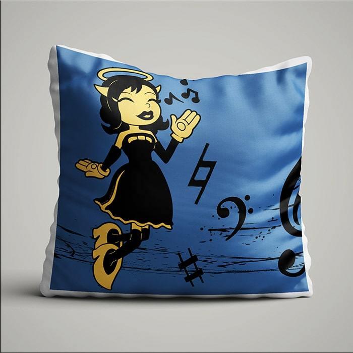 Подушка с Алисой - купить в интернет-магазине kinoshop24.ru с быстрой доставкой