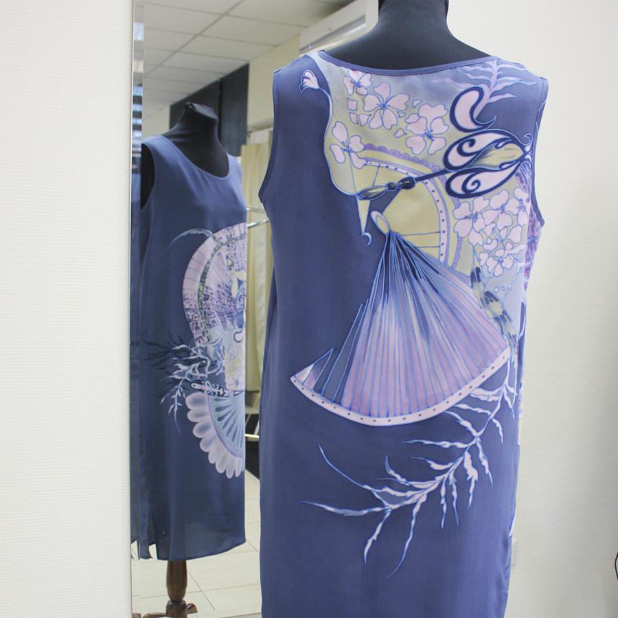 Платье Розмарин P-01