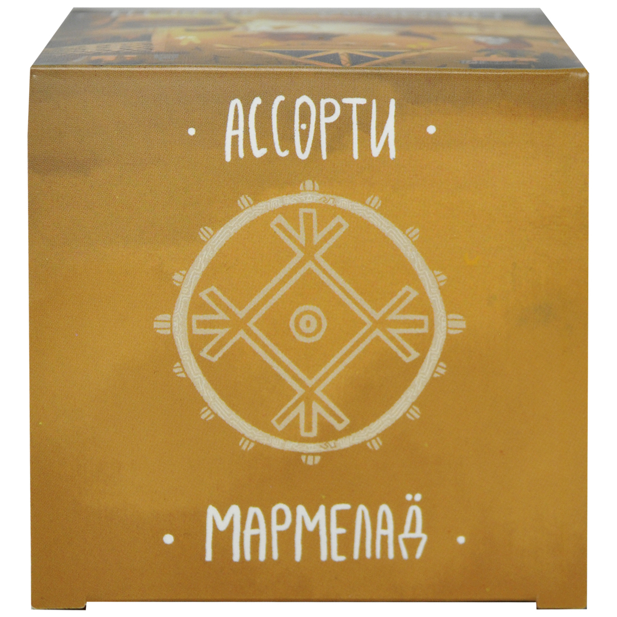 Мармелад  Ассорти CEZONI 140 г