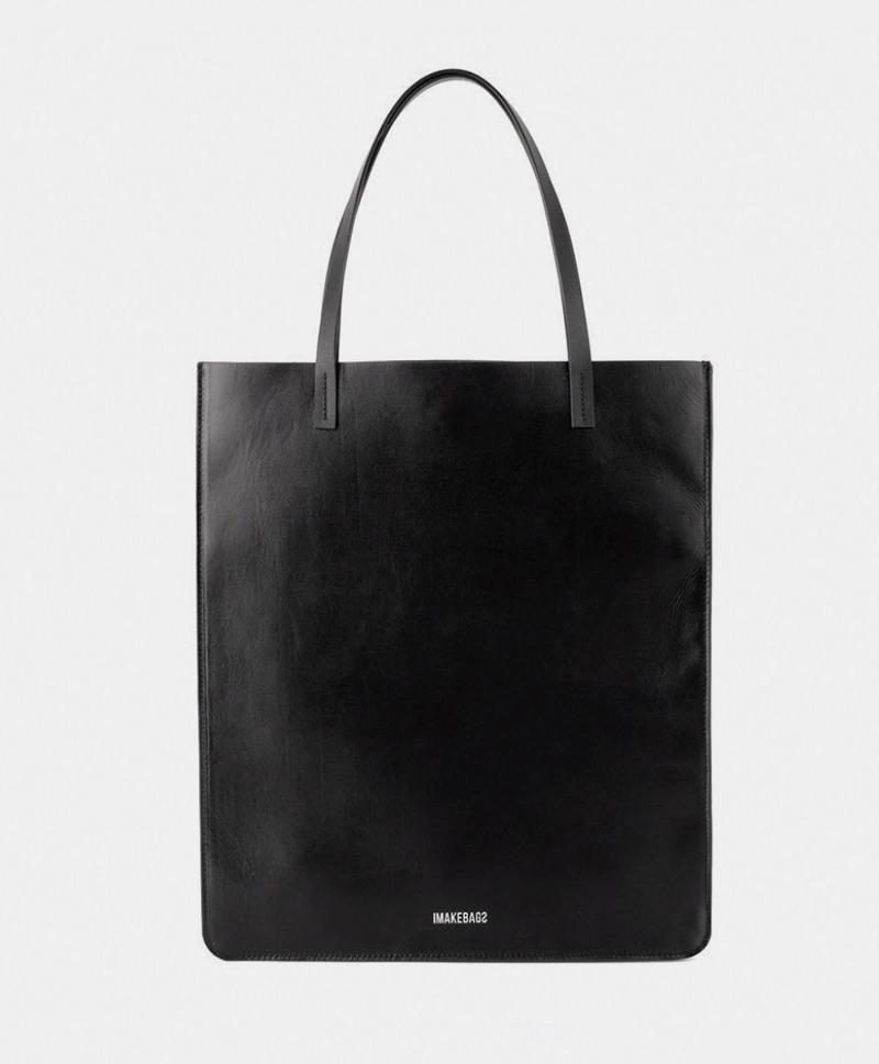 Сумка-шоппер-черного-цвета-IMB