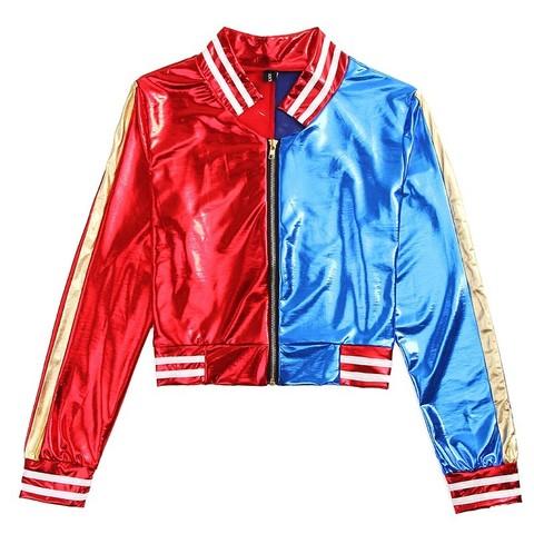 Куртка Харли Квинн Отряд самоубийц — Jacket Harley Quinn