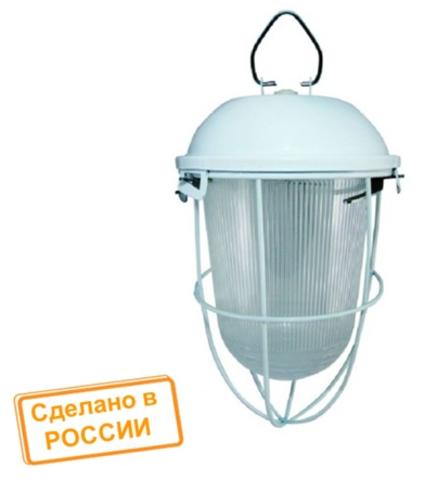 Светодиодный светильник LED ДСП 02-6-002 с реш. 810 лм 6 Вт IP52 Народный