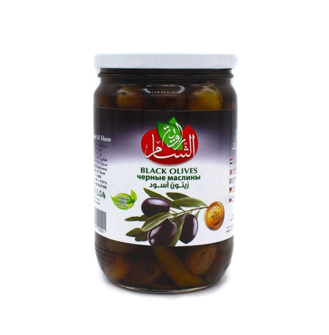 Маслины Rawiat Al Sham, 400 г
