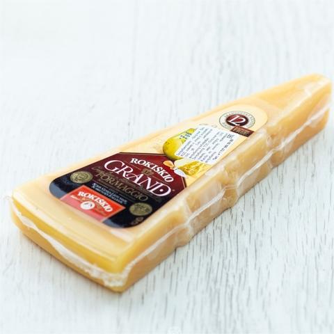 Сыр ROKISKIO Grand 37% 12  мес 180 гр  ЛИТВА