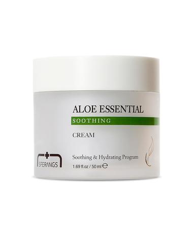 Крем для лица Aloe Essential Soothing Cream