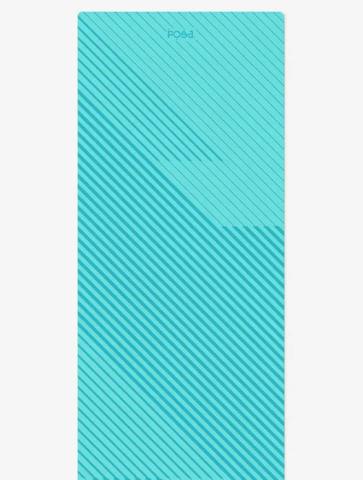 Легкий коврик для йоги Non slip Sprint 183*61*0,6 см