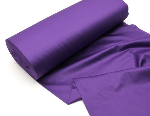 Фиолет (сатин класса люкс, Турция),240 см