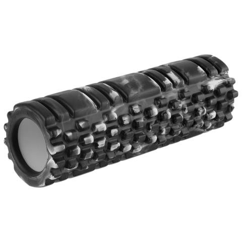 Роллер массажный Pipe Black & White 30x10 см
