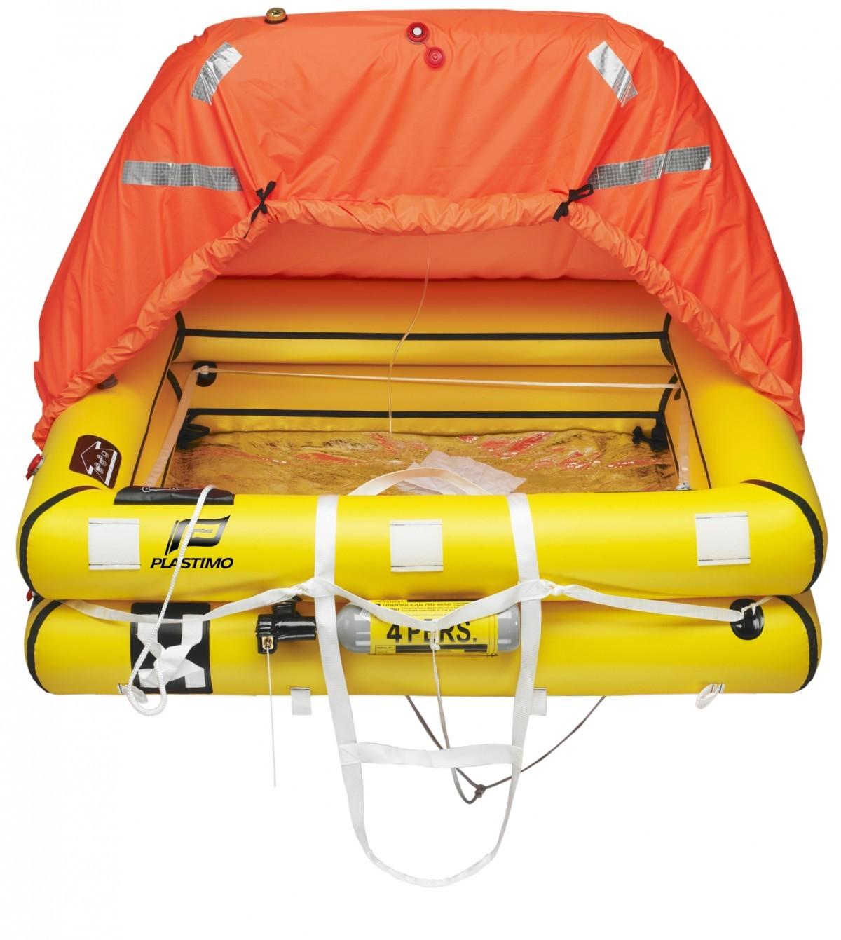 Offshore liferaft Mini 6.50