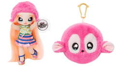Кукла Na! Na! Na! Surprise Nina Nanners обезьянка (облачко) 2 серия