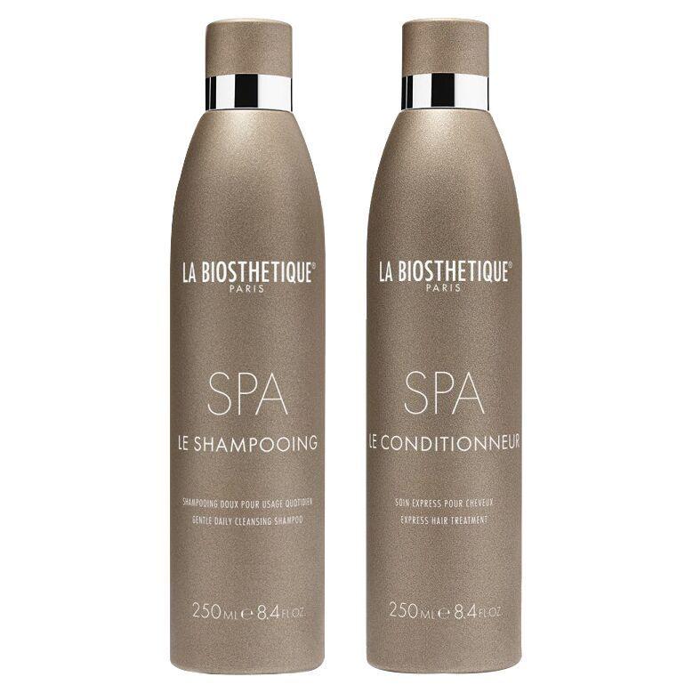 La Biosthetique SPA Line: SPA-набор по уходу за волосами в подарочной коробке (Beauty Set Hair Spa), 2шт