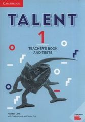 Talent 1 Teacher's Book And Tests