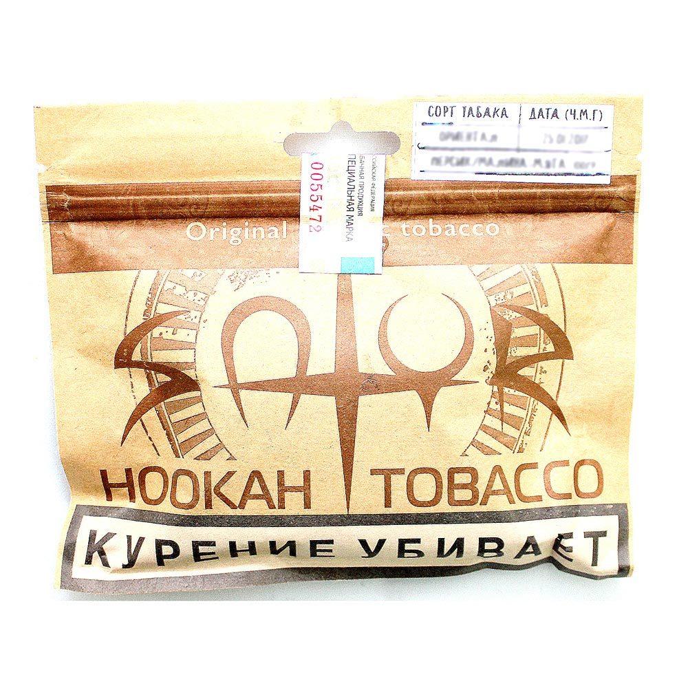 Табак для кальяна Персик - Малина - Мята 100 гр.