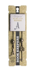 Bookmark Key and Letter - Letter A