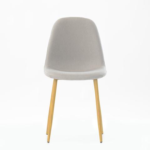 Интерьерный кухонный стул Lilla / Fabric / Рогожка