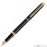 Перьевая ручка Waterman Hemisphere MattBlack GT (S0920710)