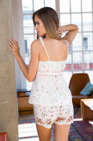 Пижама женская хлопковая MIA-MIA  Daisy 16312