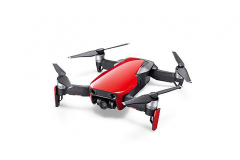 Квадрокоптер DJI Mavic Air Fly More Combo (Red/ красный)