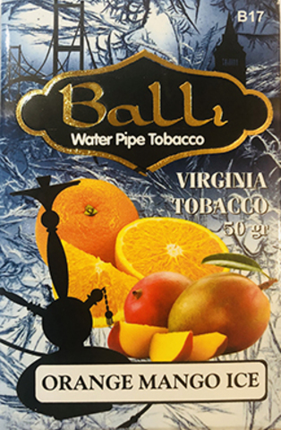 Табак Balli ORANGE MANGO ICE (Балли Лед Апельсин Манго)
