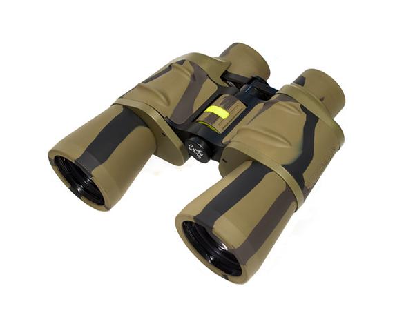 Бинокль Sturman 12x50 камуфлированный - фото 1
