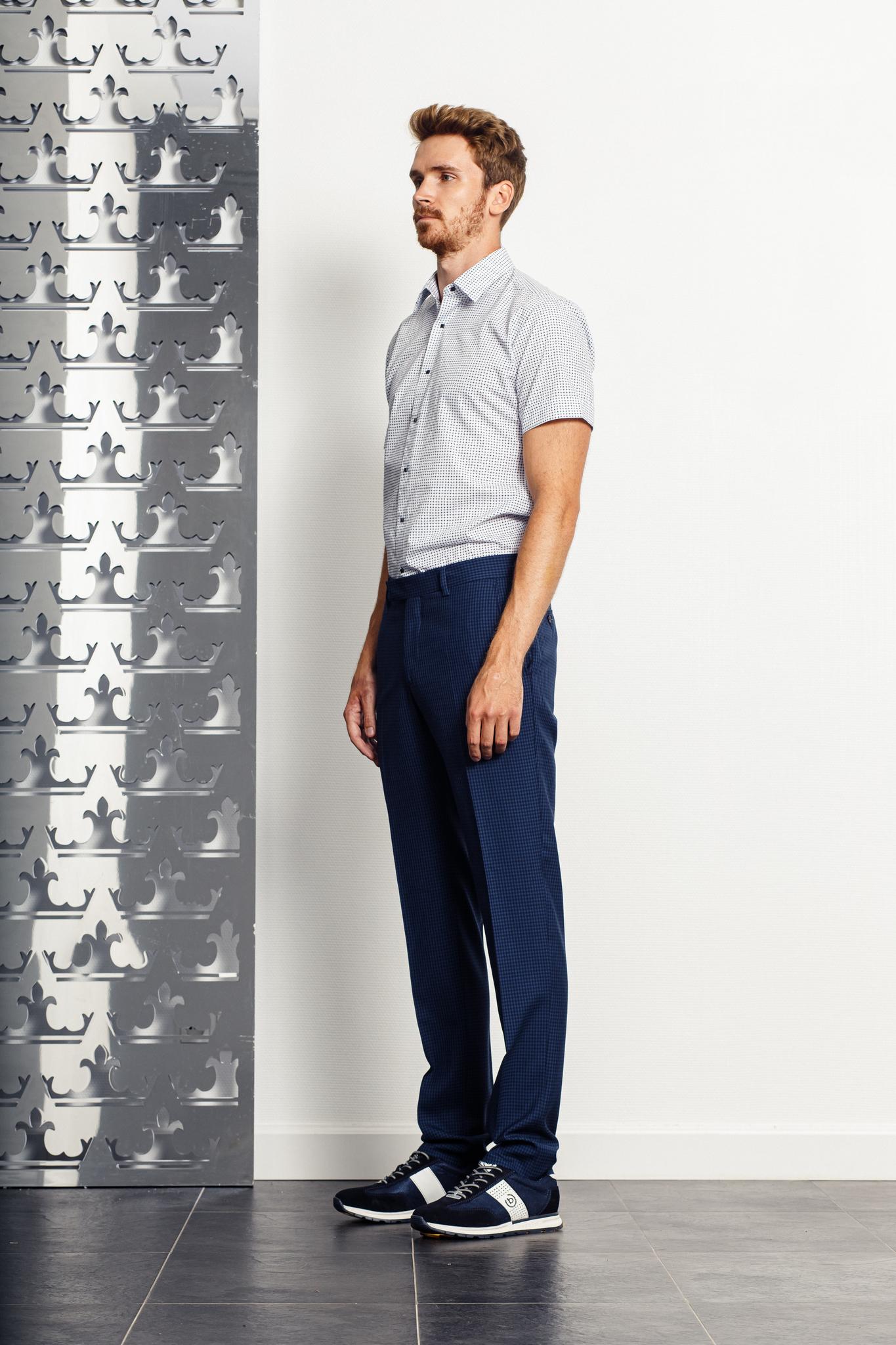 KARL Lagerfeld Рубашка в клетку