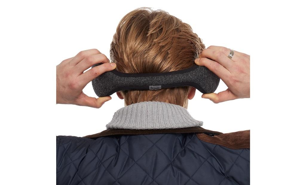 Pro Duck Ear Warmer Black