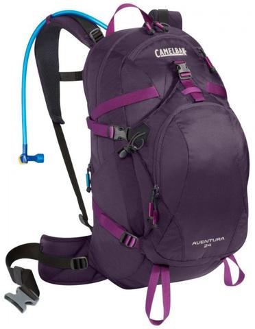 Картинка рюкзак туристический Camelbak Aventura 22 Blackberry Cordial - 1