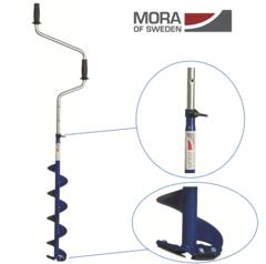 Ледобур MORA ICE Easy 125 мм, арт. 20441