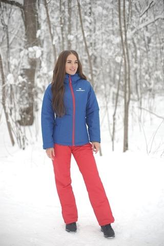 Утепленные брюки Nordski Premium Red W женские