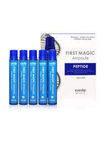 EYENLIP Ampoule Ампулы для лица с пептидами First Magic Ampoule Peptide 13мл*5