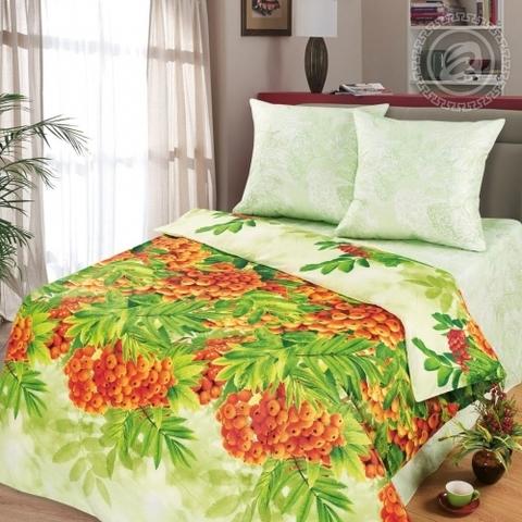 Комплект постельного белья Рябинушка Премиум