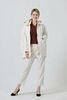 SICV-I323/02-женская куртка на нано-пухе