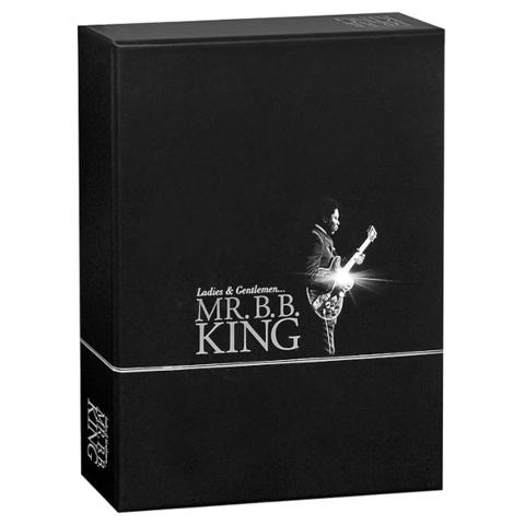B.B. King / Ladies & Gentlemen... Mr. B.B. King (4CD)