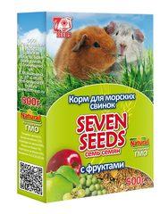 Корм для морских свинок с фруктами Seven Seeds