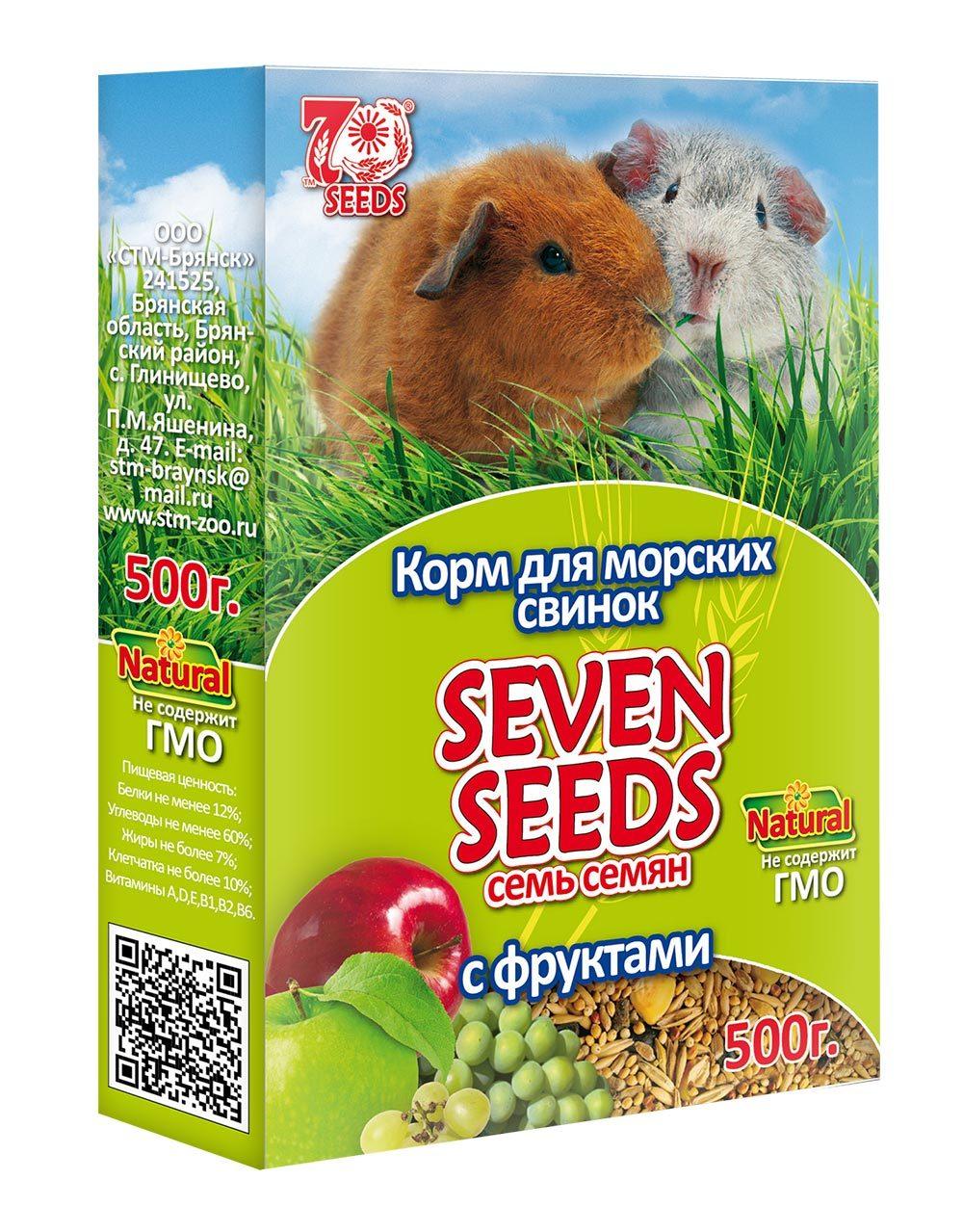 Корм Корм для морских свинок с фруктами Seven Seeds ms_fruits.jpg