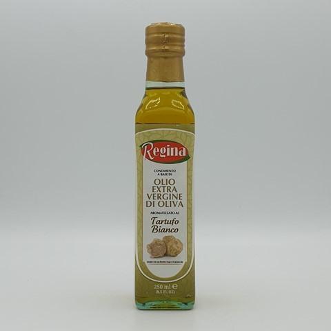 Масло оливковое нерафинированное со вкусом и ароматом белого трюфеля REGINA, 250мл