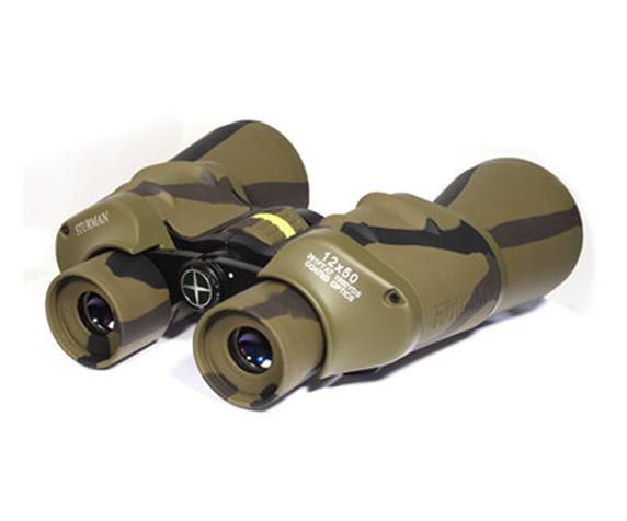 Бинокль Sturman 12x50 камуфлированный - фото 3